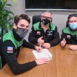 Samuele Cavalieri correrà al fianco di Loris Cresson nel TPR Pedercini 2021