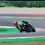 Samuele and Loris complete all three WorldSBK races at home, Gimbert shows great race pace on Saturday